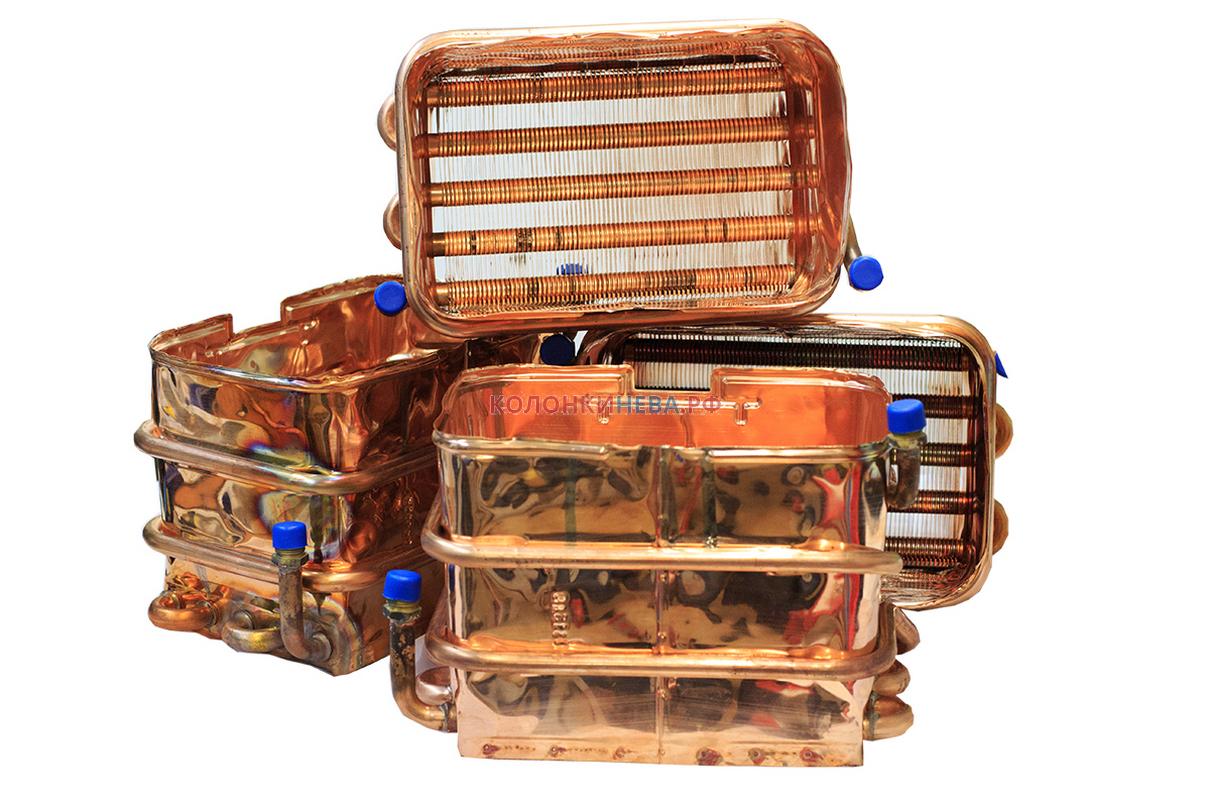 Теплообменник на нева 4510 цена Кожухотрубный испаритель WTK DCE 583 Зеленодольск